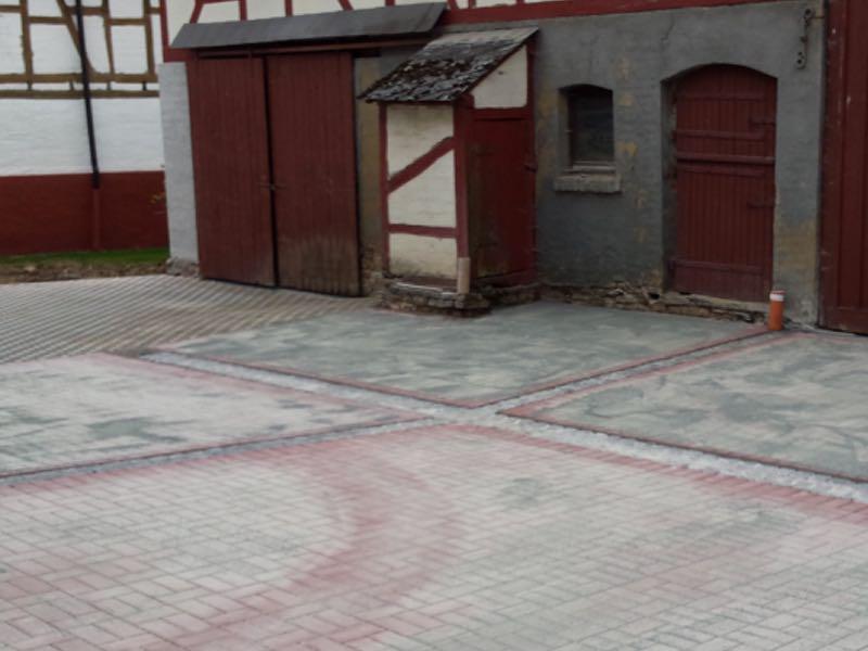 Terrassen und Pflaster - Innenausbau Leu